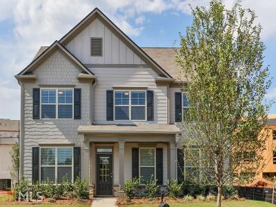 Fairburn Single Family Home New: 6032 Park Close