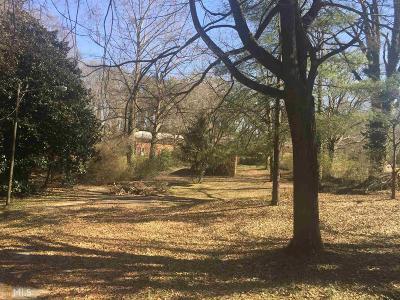 Jonesboro Residential Lots & Land New: 614 Fayetteville Rd