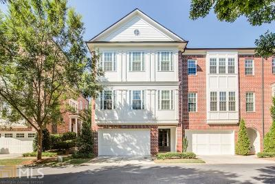Dekalb County Condo/Townhouse New: 1245 Lullwater Park Cir