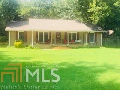 Milledgeville Single Family Home New: 110 SE Rosewood