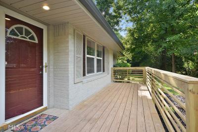 Decatur Single Family Home New: 2250 SE Bouldercrest Rd