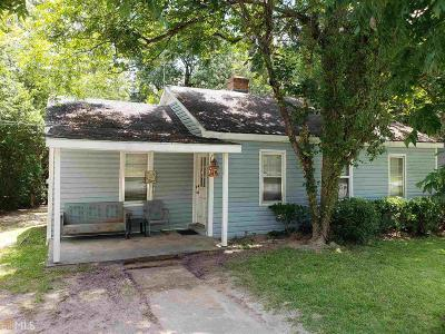 Statesboro Single Family Home For Sale: 348 N College St