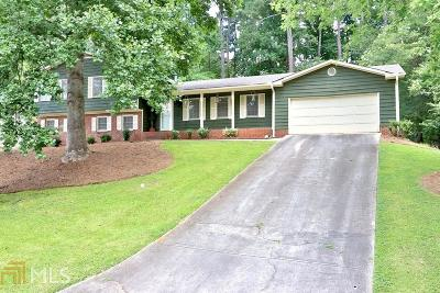 Smyrna Single Family Home New: 63 Vanessa Dr