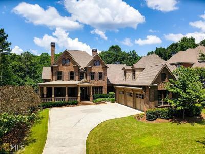 Marietta Single Family Home New: 343 Anderwood Ridge