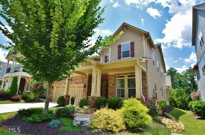 Alpharetta Single Family Home Under Contract: 3035 Haven Mill Ln