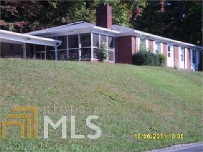 Rabun County Single Family Home For Sale: 14 Dixieland