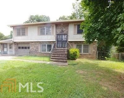 Henry County Single Family Home Under Contract: 15 Belmont Park Ln