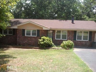 Stone Mountain Single Family Home Under Contract: 906 Parkstone