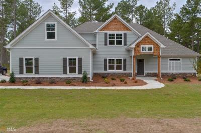Newnan Single Family Home New: Holbrook Rd #1