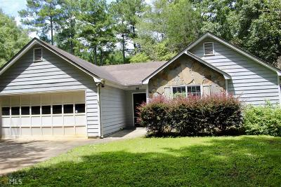 Locust Grove Single Family Home New: 1231 Old Jackson Rd