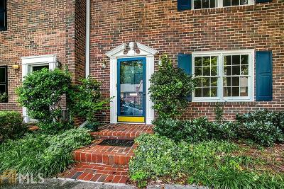 Decatur Condo/Townhouse New: 1105 Clairemont Ave #B