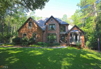 Fayetteville Single Family Home Under Contract: 255 Woodcreek Ln