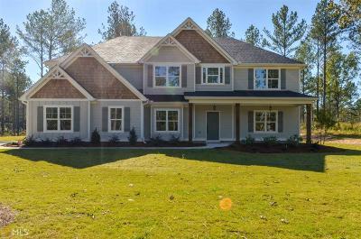 Newnan Single Family Home New: Smokey Rd #4