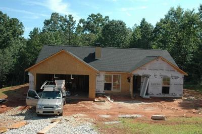 Troup County Single Family Home Under Contract: 85 Richmond Dr