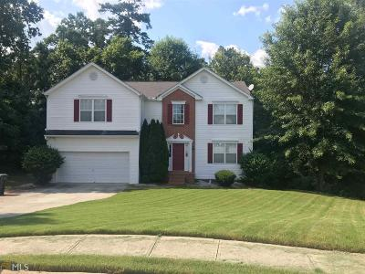 Loganville Single Family Home New: 605 Crested View Ct #160