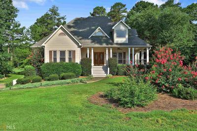 Newnan Single Family Home New: 585 White Oak Dr
