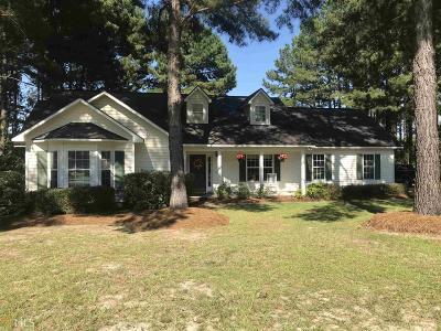 Statesboro Single Family Home New: 2538 Westover Dr
