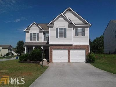 Conyers Single Family Home New: 2567 Plymouth Way