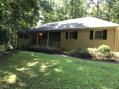 Griffin Single Family Home New: 4490 W McIntosh