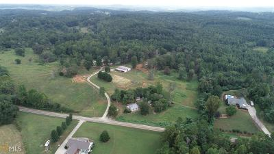 Dahlonega Single Family Home For Sale: 6232 Stowers Rd