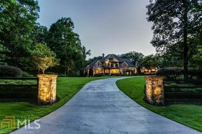 Suwanee GA Single Family Home New: $1,895,000