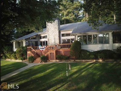 Greensboro Single Family Home For Sale: 1071 Cloudland Ct