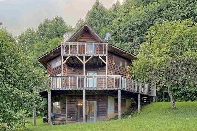 Rabun County Single Family Home New: 440 Frontier Rd #14