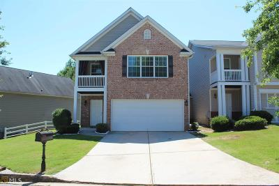 Lithonia Single Family Home Under Contract: 6317 Lake Valley Pt