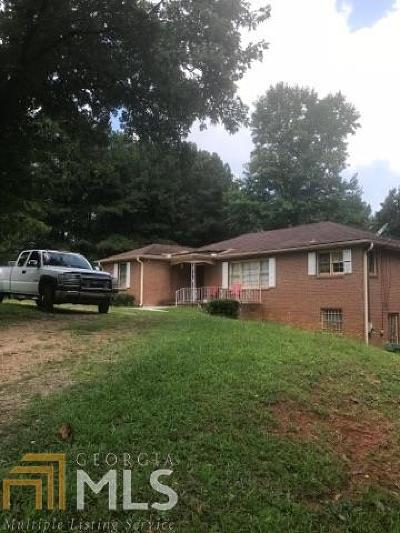 Ellenwood Single Family Home New: 3826 Linecrest Rd