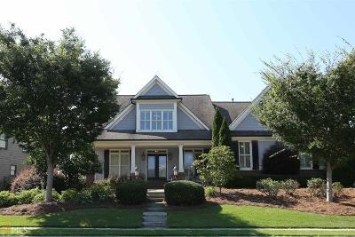 Loganville Single Family Home New: 407 Silvermist Ct