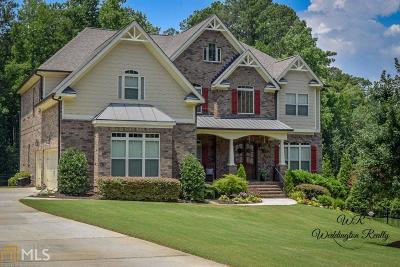 Marietta Single Family Home New: 1543 Murdock Rd
