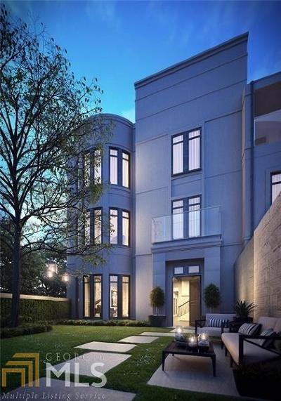 Mandarin Oriental Condo/Townhouse New: 3376 Peachtree Rd #Maisonet