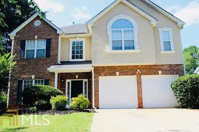 Conyers Single Family Home New: 3033 Kesmond Dr