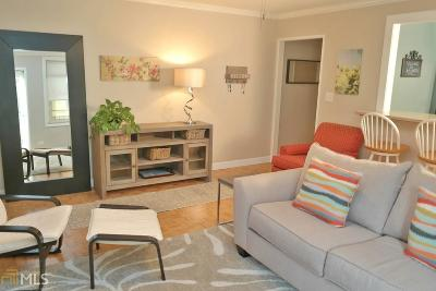 Peachtree Towers Condo/Townhouse New: 300 W Peachtree St #4A