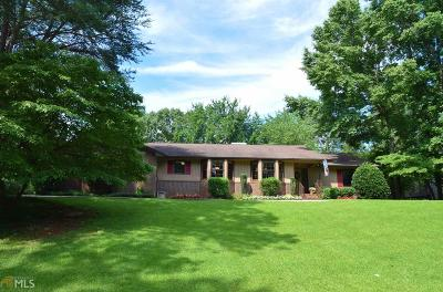 Gainesville  Single Family Home New: 1371 Lakeshore Cir