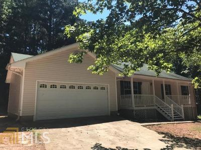Griffin Single Family Home Under Contract: 156 Henry Burch Dr