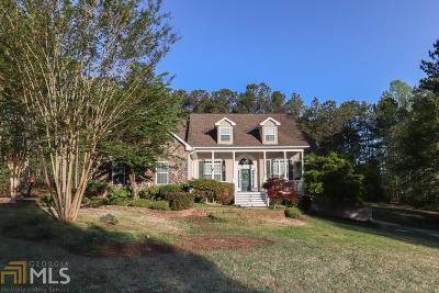 Newnan Single Family Home New: 186 Enclave Ln