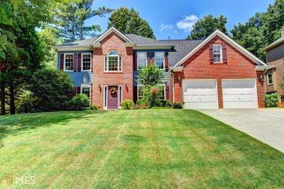Johns Creek Single Family Home For Sale: 5685 N Hillbrooke Trce