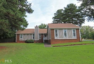 Jonesboro Single Family Home New: 7959 Woods Ln
