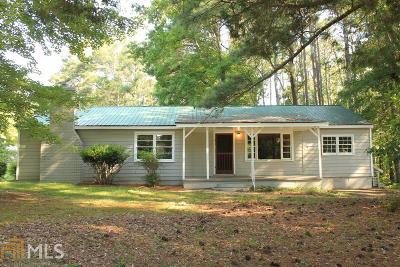 Dallas GA Single Family Home For Sale: $129,900