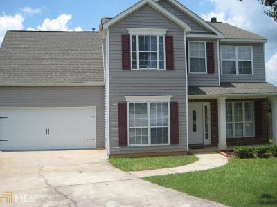 Jonesboro Single Family Home New: 10580 Tobano Trl
