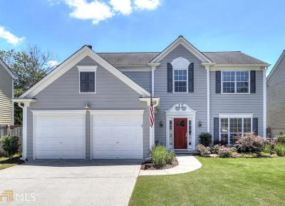 Roswell Single Family Home New: 135 Lyndhurst Ct