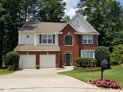 Kennesaw Single Family Home New: 2469 NW Brookgreen Cmns
