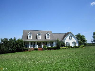 Hart County Single Family Home Under Contract: 1100 Lankford Rd