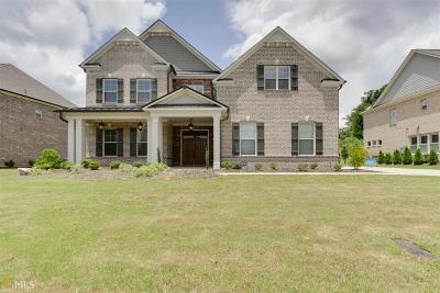 Suwanee Single Family Home New: 5820 Thoroughbred Way