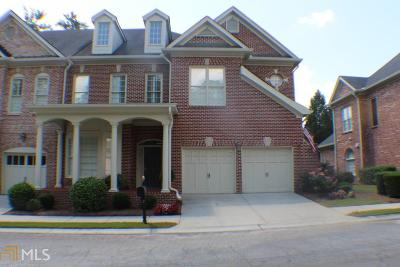 Condo/Townhouse New: 6189 Spalding Dr