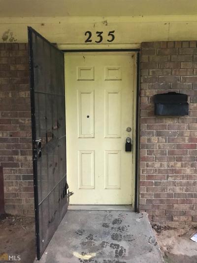 Fulton County Condo/Townhouse New: 235 SW Peyton Pl