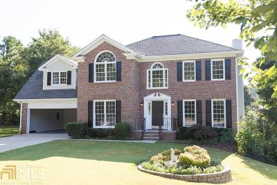 Lawrenceville Single Family Home Under Contract: 2895 Springtime Ct