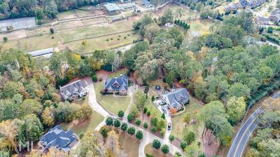 Woodstock Single Family Home New: 772 Arnold Mill Rd