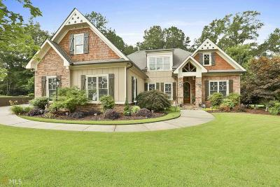 Newnan Single Family Home Under Contract: 215 Lake Shore Dr